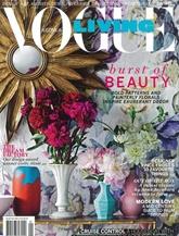 Vogue Living omslag