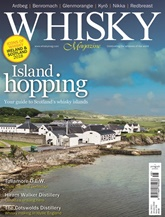 Whisky Magazine omslag