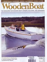 Woodenboat Magazine omslag