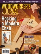 Woodworkers Journal omslag