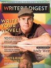 Writer's Digest omslag