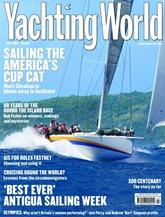 Yachting World omslag