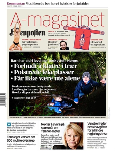 ac6c24e1 Aftenposten Helg - bestill billig abonnement fra Bladkongen