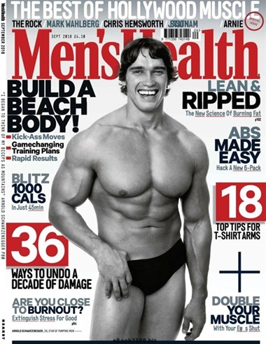 Men's Health (UK Edition) omslag