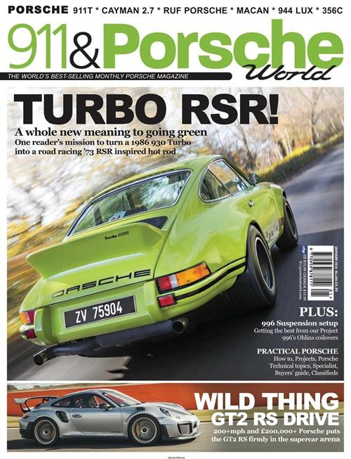 A 911 Porsche World Abonnement Abonnere P A 911