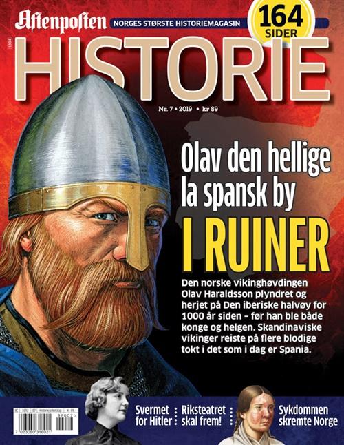 a7316283 Aftenposten Historie abonnement – Abonnere på Aftenposten Historie ...