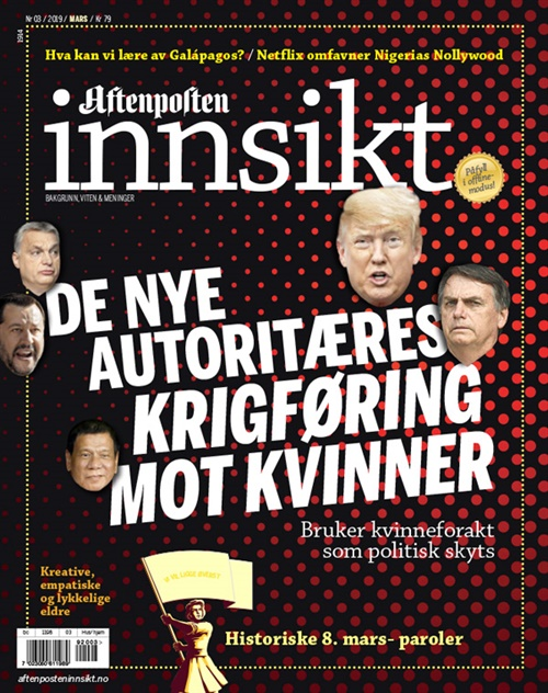 30ef94f0 Aftenposten Innsikt abonnement – Abonnere på Aftenposten Innsikt til ...