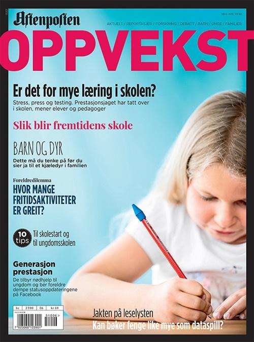 6a4a4a1b Aftenposten Oppvekst abonnement – Abonnere på Aftenposten Oppvekst ...