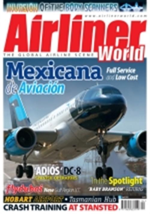 Airliner World Abonnement Abonnere P Airliner World Til