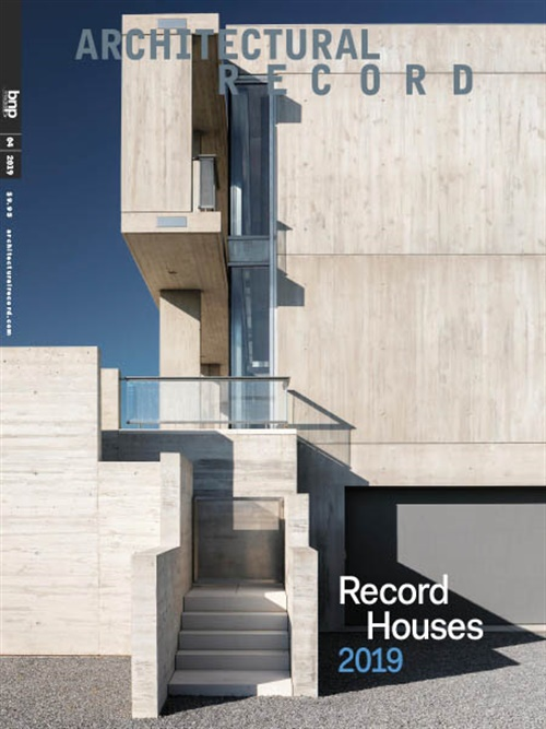 Architectural Record forside