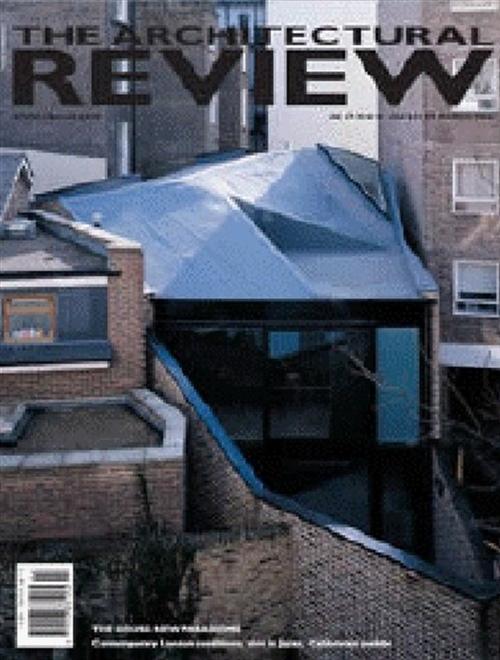 Architectural review abonnement abonnere p for Architectural design review