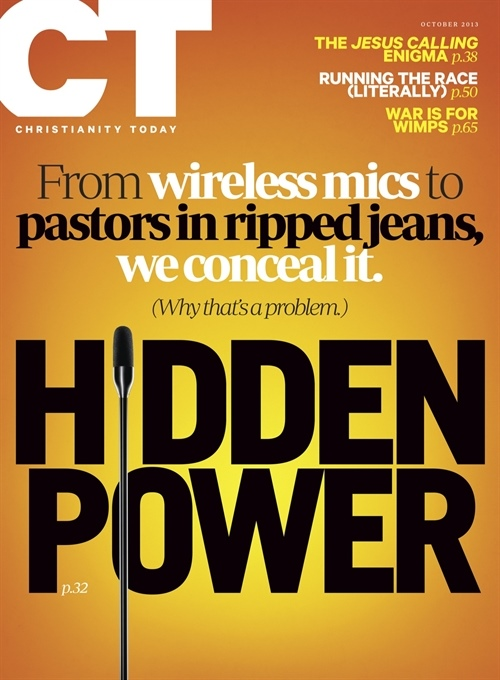 Christianity Today forside