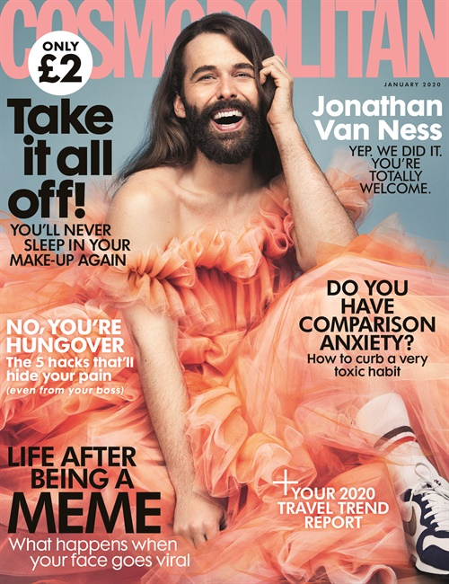 Cosmopolitan (UK Edition) forside