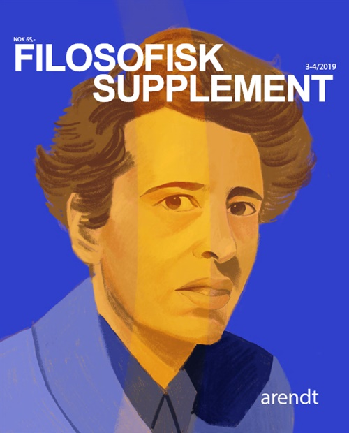 Filosofisk Supplement omslag