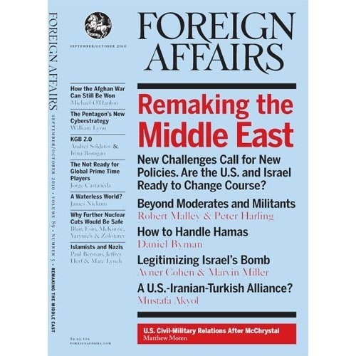 Foreign Affairs forside