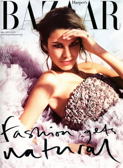 Harper´s Bazaar (UK Edition) omslag