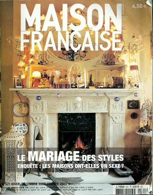 Maison francaise magazine abonnement abonnere p maison for Maison magazine abonnement