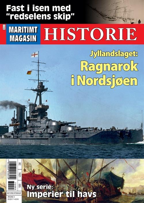 Maritimt Magasin Historie abonnement – Abonnere på Maritimt Magasin Historie til kampanjepris!