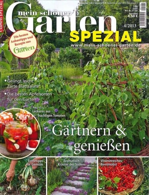 Mein Schöner Garten Spezial Omslag