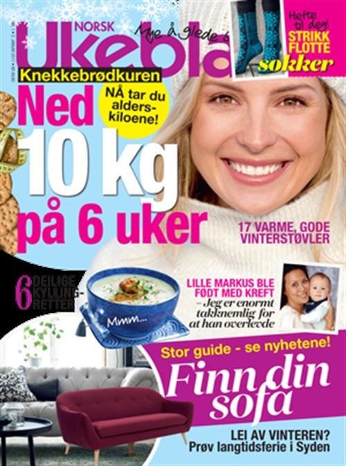abonnement blad kvinne