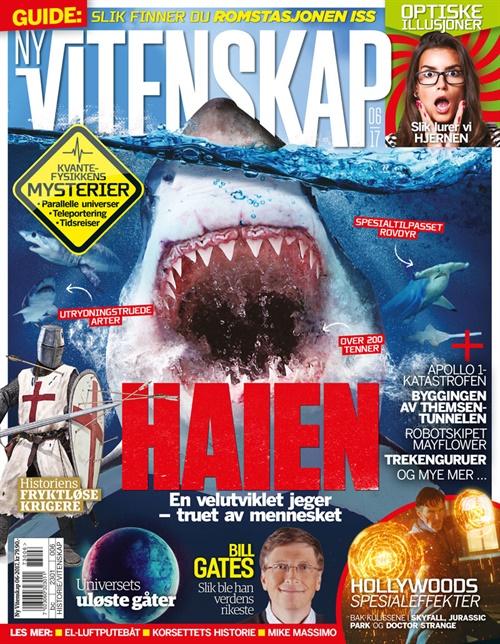 vitenskap magasin