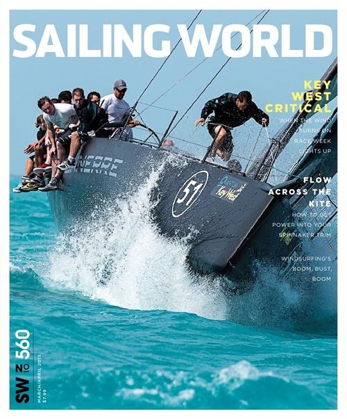 Sailing World Abonnement Abonnere P Sailing World Til