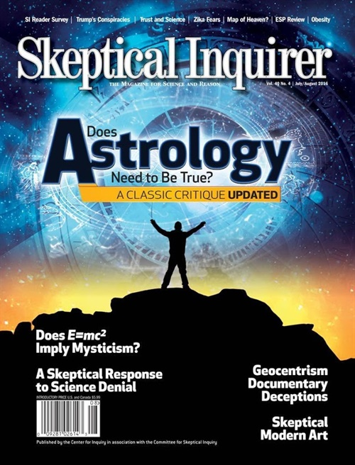 Skeptical Inquirer omslag