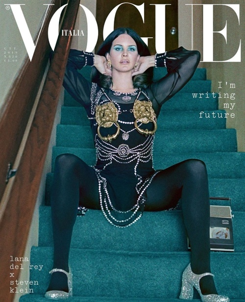 Vogue (Italian Edition) forside