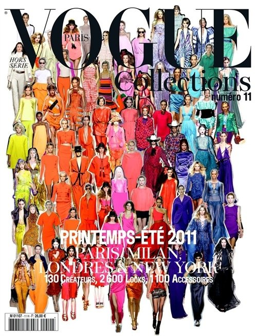 Vogue Collections (French Edition) forside