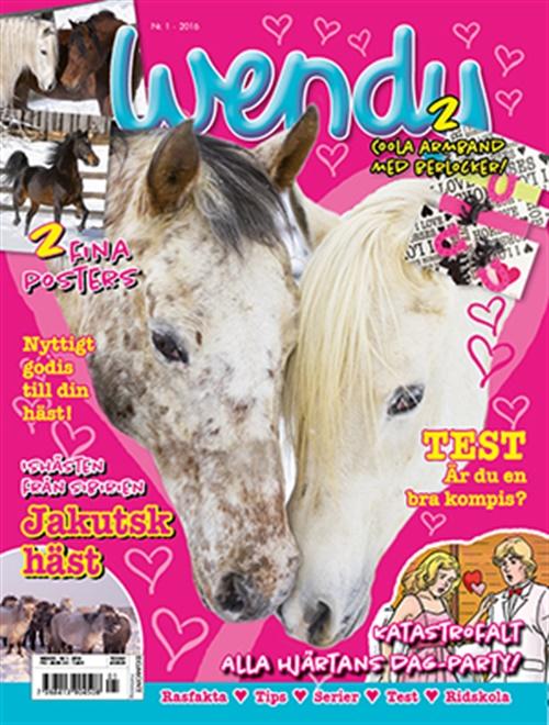 bilder av jenter blad abonnement
