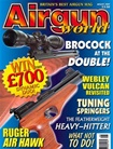 Airgun World omslag