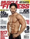 Muscle & Fitness (UK Edition) omslag