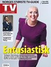 TV-guiden Programbladet omslag