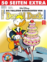 Donald Duck Sonderheft omslag