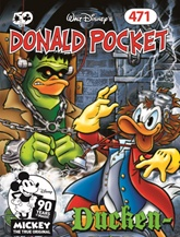 Donald Pocket omslag