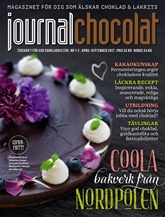 Journal Chocolat omslag