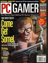 Pc Gamer (UK Edition) omslag