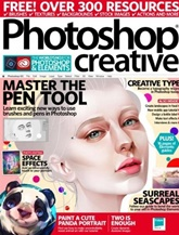 Photoshop Creative omslag