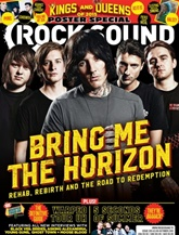 Rock Sound omslag