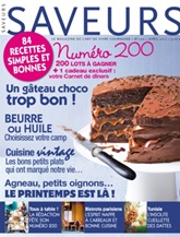 Saveurs (French Edition) omslag