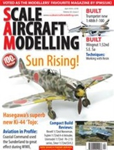 Scale Aircraft Modelling omslag