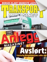 TransportMagasinet omslag