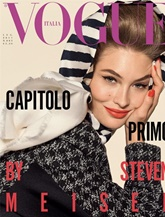 Vogue (Italian Edition) omslag