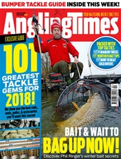 Angling Times omslag