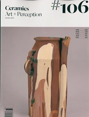 Ceramics: Art & Perception omslag