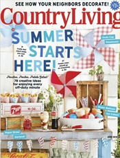 Country Living (US Edition) omslag
