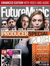 Future Music omslag