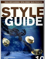 Style Guide omslag