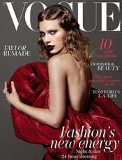 Vogue (UK Edition) omslag