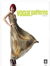 Vogue Patterns omslag